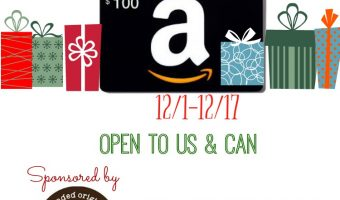 Fuel Your Holidays with B.O.S.S. Bars ($100 Amazon GC Giveaway)