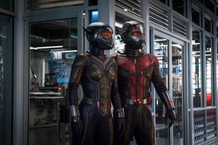 Ant-Man and the Wasp scene