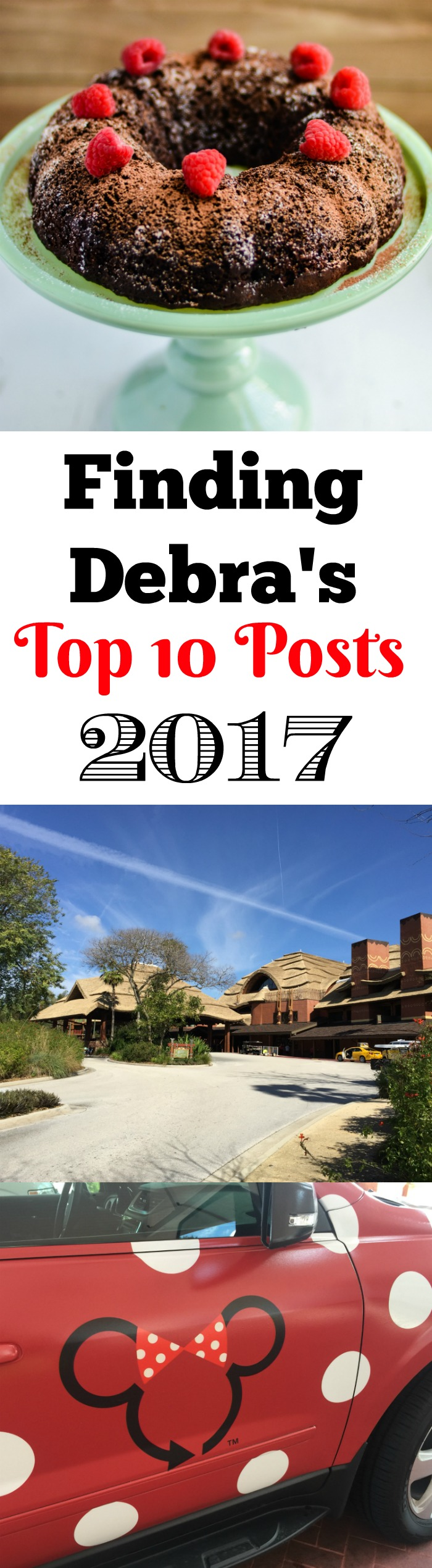 Finding Debra's Top 10 Posts 2017 pin