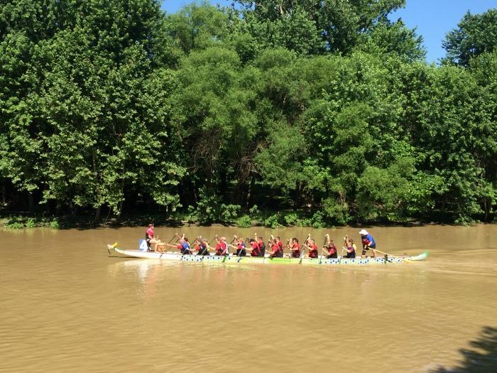 Fort Wayne Dragon Boat Races