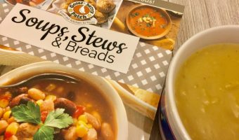 Gooseberry Patch Soups, Stews & Breads (Giveaway)