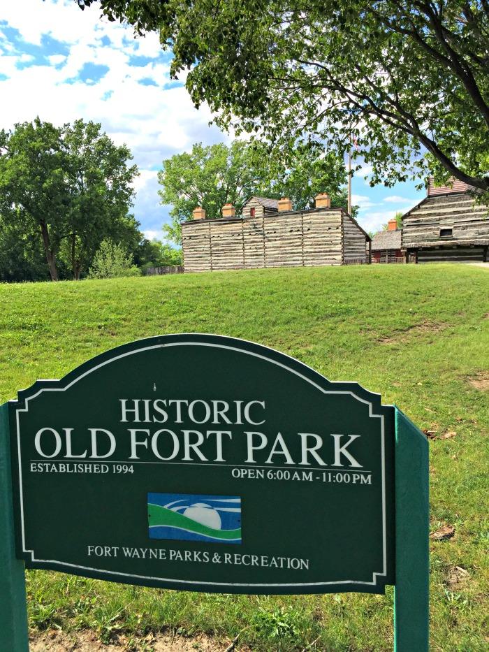Historic Old Fort Park