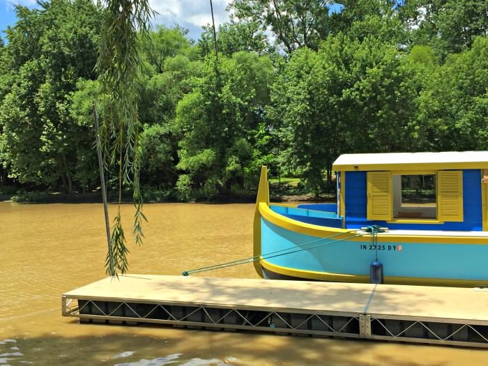 Fort Wayne Canal Boat Ride