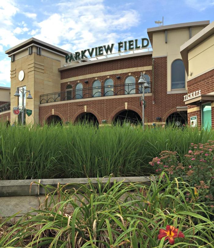 Fort Wayne Parkview Field Tincaps Baseball