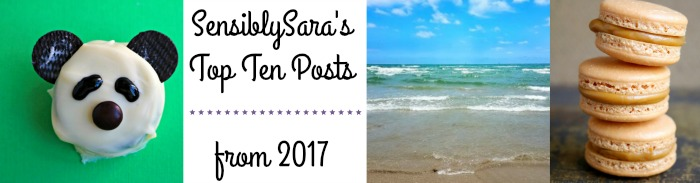 Top Ten Posts - SensiblySara.com