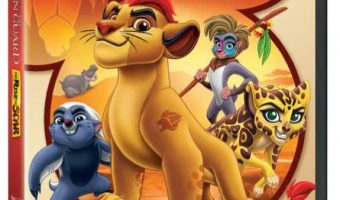 Disney's The Lion Guard – The Rise of Scar (FLASH Giveaway)