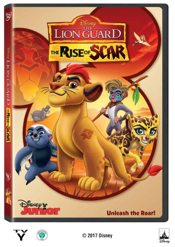 The Lion Guard - The Rise of Scar