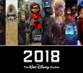 2018 Disney Movies – The Slate is Here!