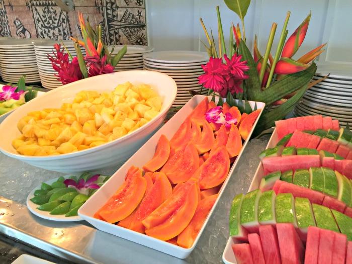 Aqua Kauai Beach Resort Fruit