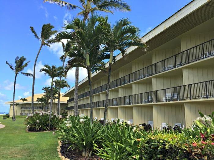 Aqua Kauai Beach Resort Grounds