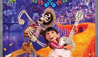 Disney's COCO on BluRay and DVD (FLASH Giveaway)