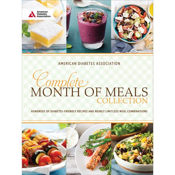 Complete Month of Meals collection cookbook