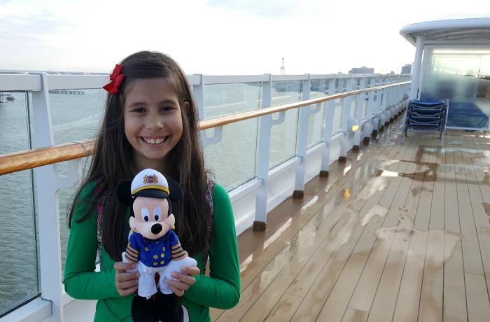 Disney Cruise Souvenirs Captain Mickey Mouse plush