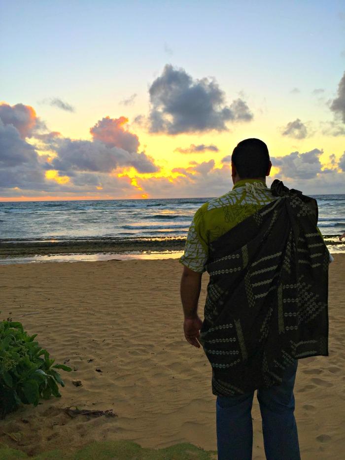 Aqua Kauai Beach Resort Sunrise
