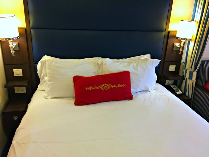 Disney Cruise Line Stateroom Pillow
