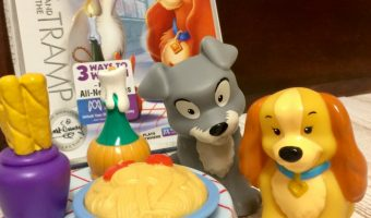 Disney's Lady and the Tramp Blu-Ray Release (Giveaway – 3 Winners)