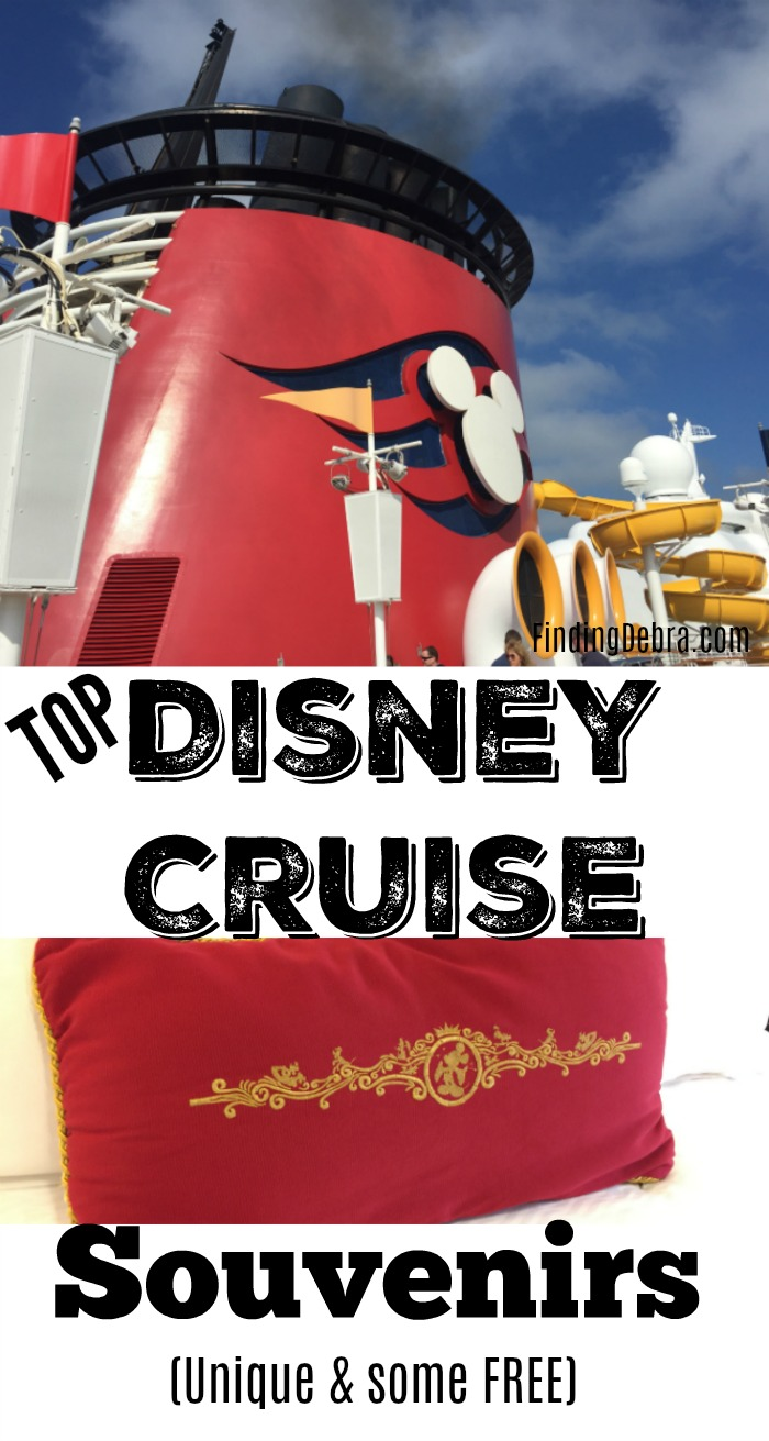 Top Disney Cruise Souvenirs - Unique and Some Free