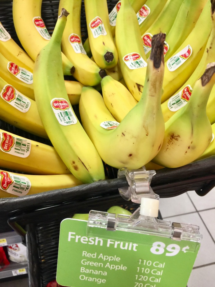 RaceTrac fresh fruit - Nightowl's Guide to Mornings
