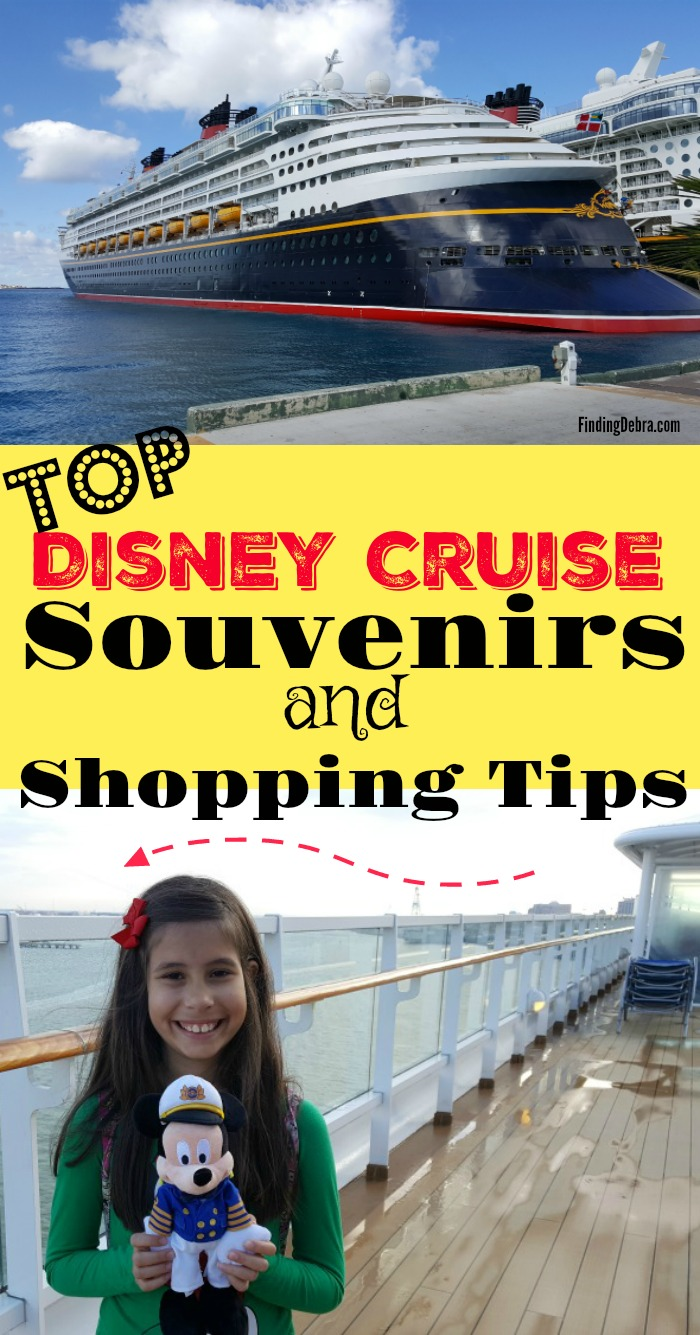 Top Disney Cruise Souvenirs and Shopping Tips