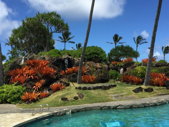 Aqua Kauai Beach Resort Pool 2