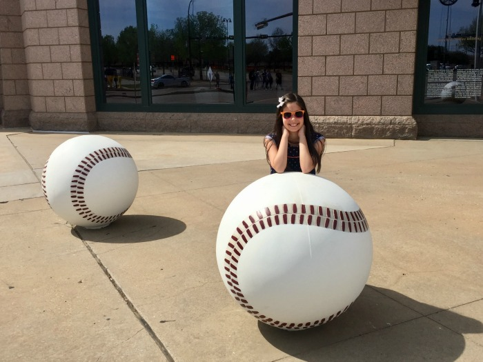 Arlington Texas - Globe Life Park