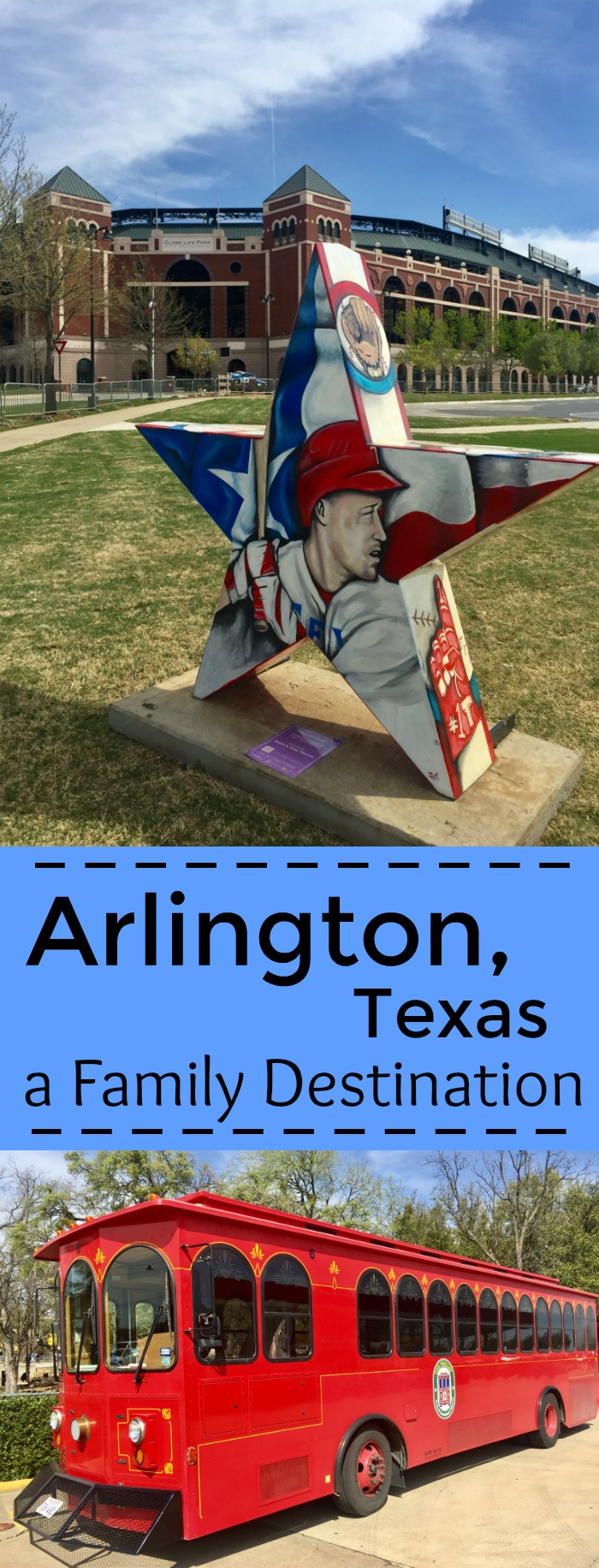 Arlington Texas - a Family Destination