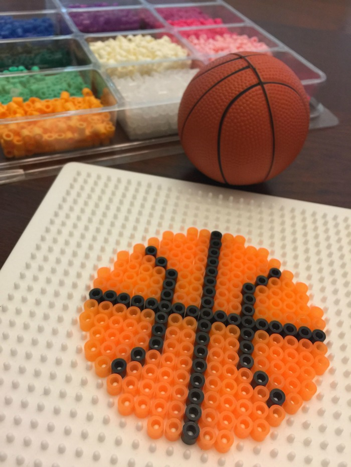 Basketball Pixel - basketball party ideas for game day fun