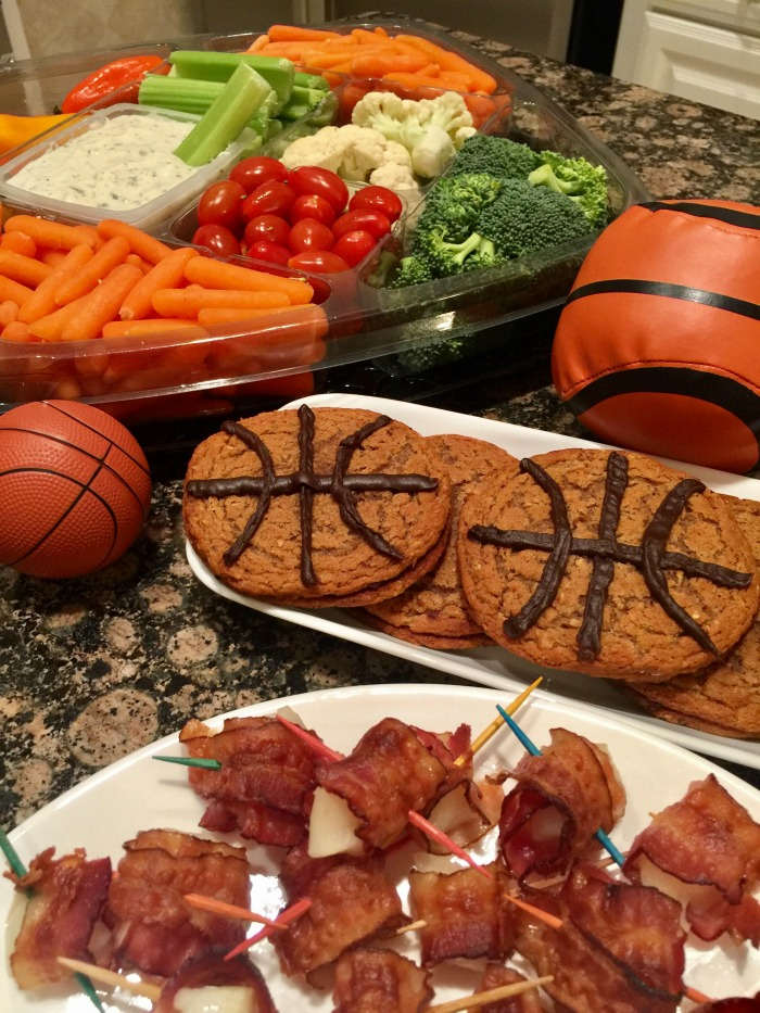 Basketball party ideas for game day fun