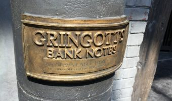 Gringotts Money Exchange How To – Universal Studios