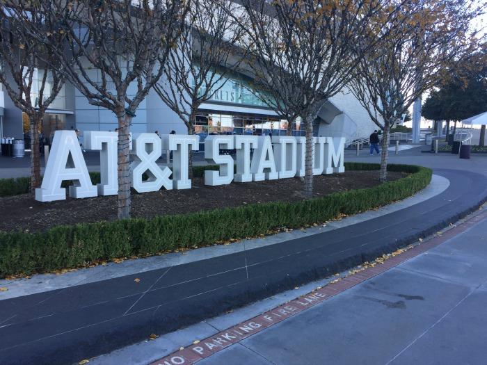 Arlington Texas - AT&T Stadium