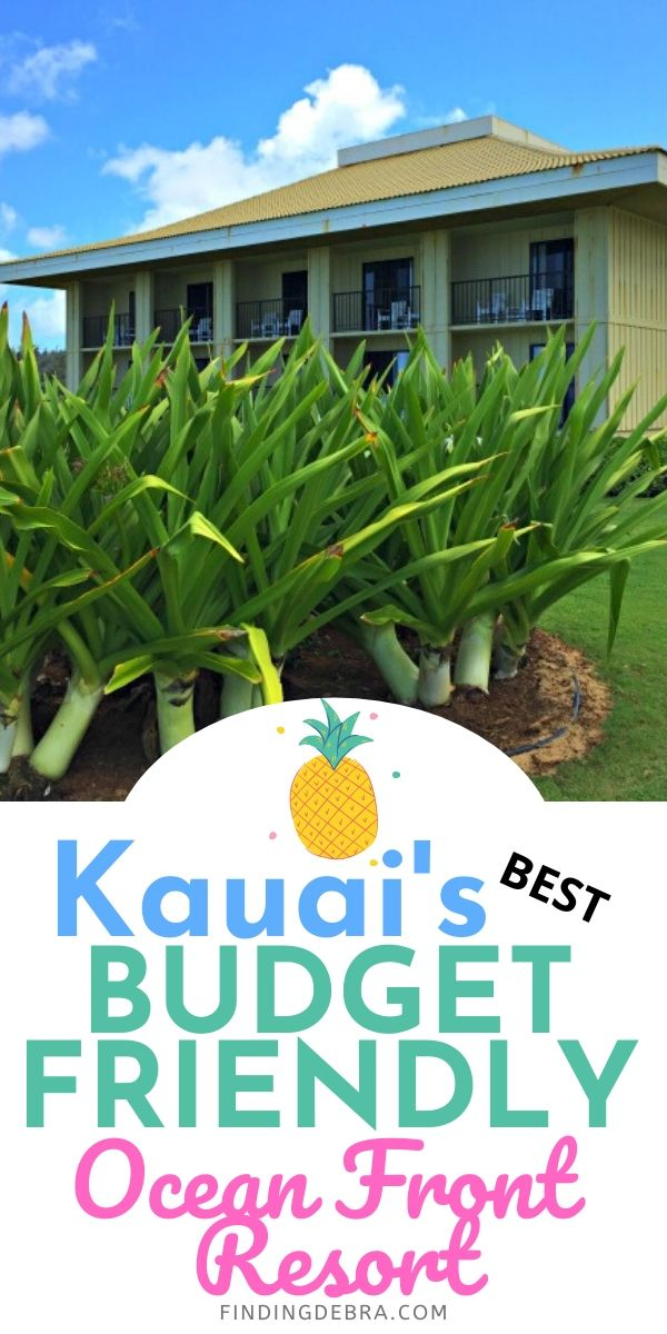 Kauai's Best Budget Friendly Ocean Front Resort - Kauai Beach Resort