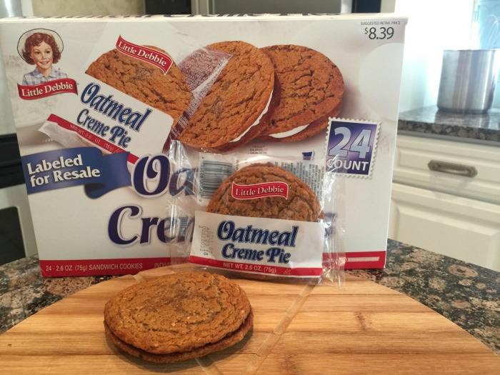 Little Debbie Snacks Oatmeal Creme Pie ideas