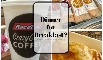Crave Dinner for Breakfast? (Giveaway – 10 winners)