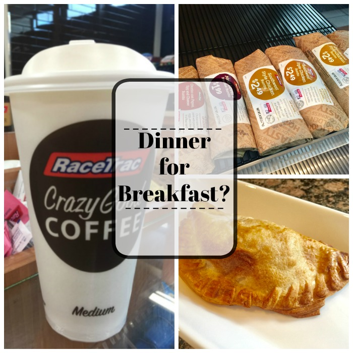 Dinner for Breakfast?