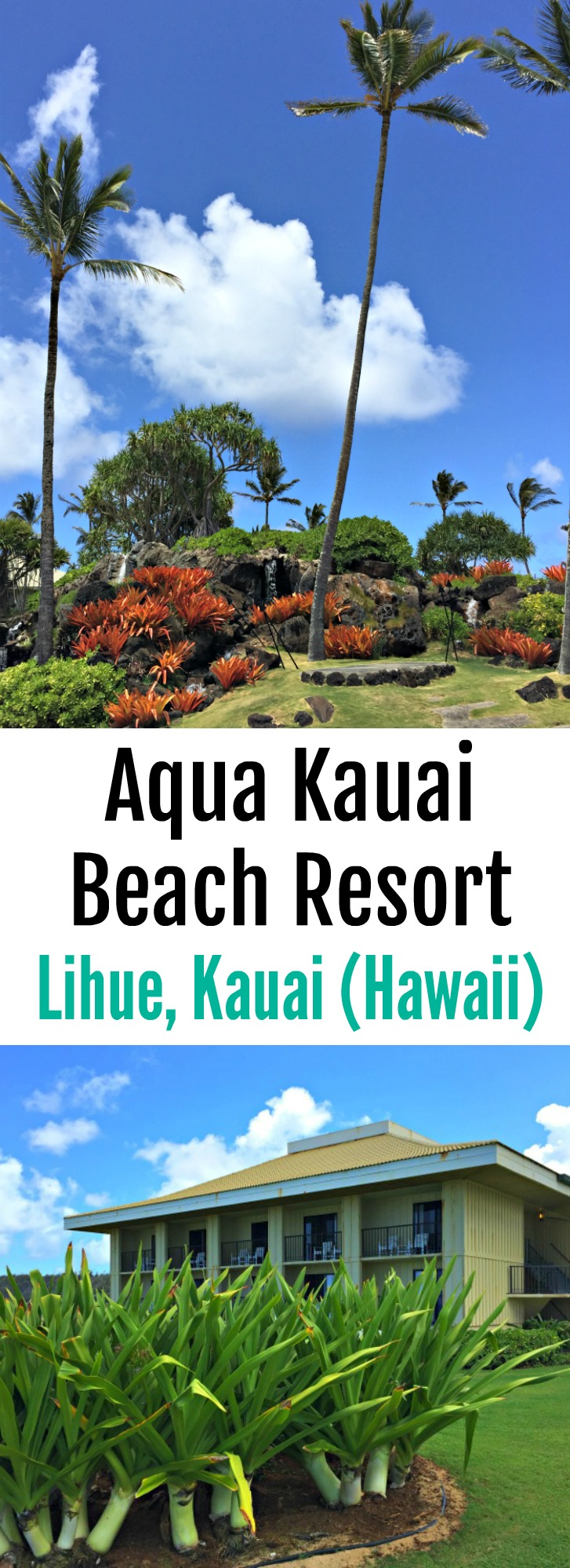 Trip report - Aqua Kauai Beach Resort in Lihue, Kauai - Hawaii.