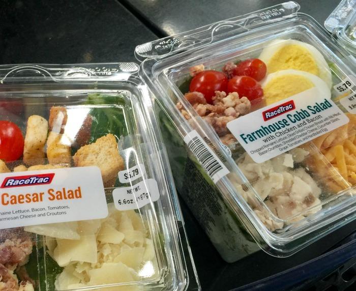RaceTrac Salads