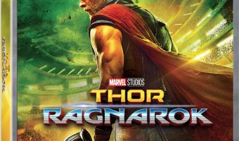 Thor Ragnarok BluRay Release (GIVEAWAY)