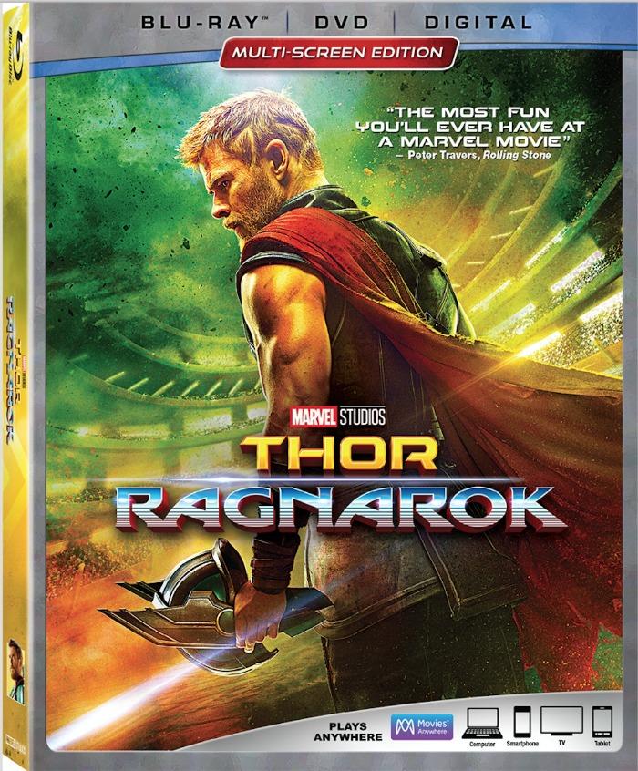Thor Ragnarok BluRay