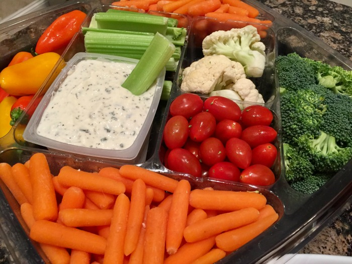 Veggie Party Tray