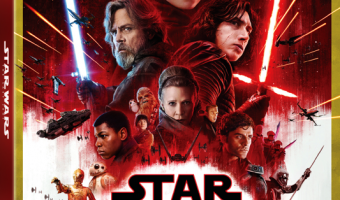 Star Wars The Last Jedi BluRay is Out! (GIVEAWAY)