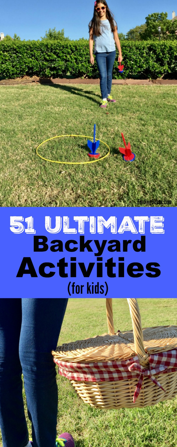 51 Ultimate Backyard Activities for Kids
