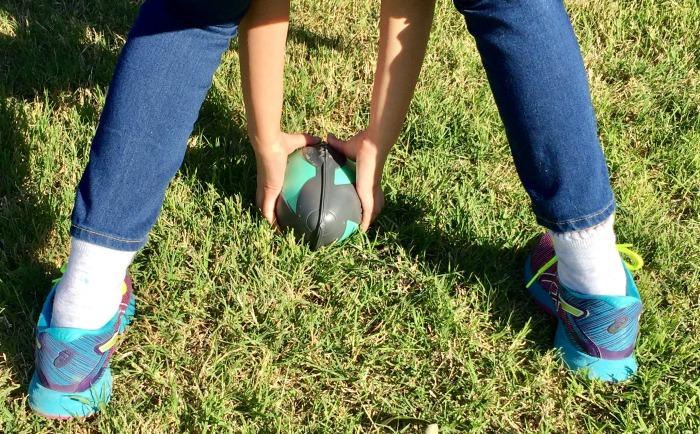 Backyard Activities for Kids - football