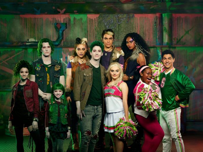 Disney Zombies 2