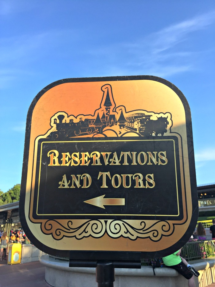 Disney World Reservations and Tours