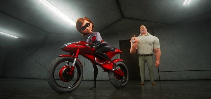 Incredibles 2 Helen