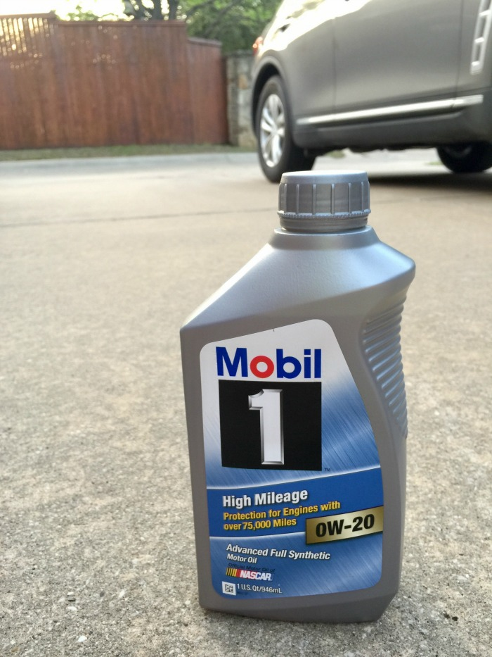 Mobil 1 Synthetic Oil