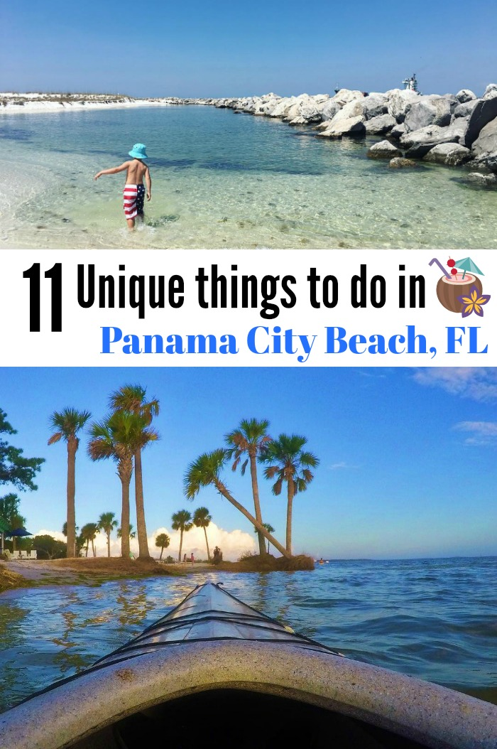 11 Unique things to do in Panama City Beach Florida