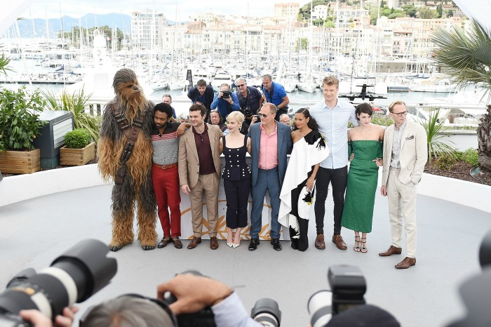 Paul Bettany Cannes SOLO