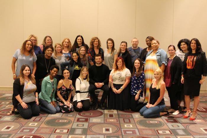 Alden Ehrenreich interview with Disney bloggers