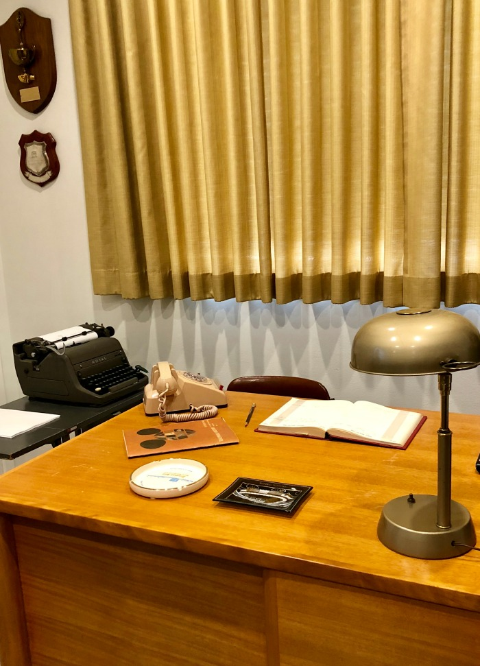 Walt Disney's Secretary's Office